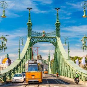 Kurztrip nach Budapest: 3 Tage im zentralen 4* Hotel mit Flug nur 72€