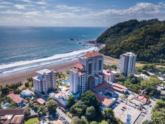 Costa Rica Jaco Hochhäuser