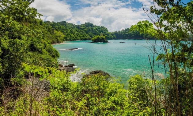 Costa Rica Manuel Antiono Nationalpark