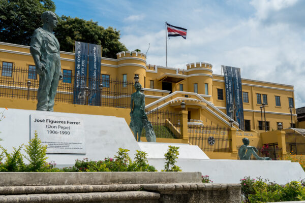 Costa Rica San Jose Plaza de la Democracia