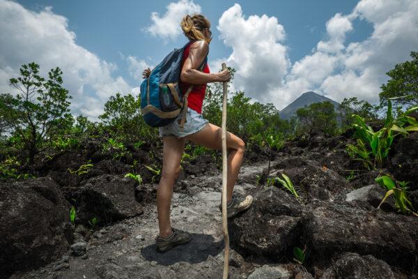 Costa Rica Vulkan Wandern