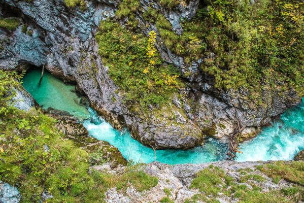 Deutschland Alpen Leutaschkamm