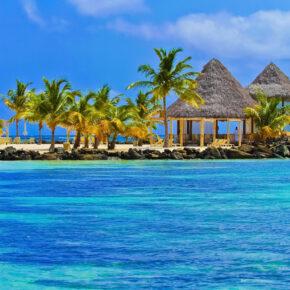 Schlagernacht in der Karibik: 9 Tage Dom Rep im TOP 5* Hotel mit All Inclusive, Flug & Live-Show nur 1149€