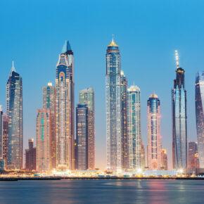 Dubai mit der Familie: 7 Tage im TOP 4* Hotel mit Frühstück, Flug, Transfer & Zug nur 348€