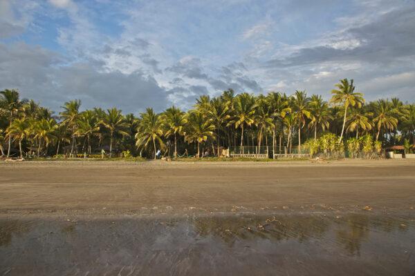 El Salvador Playa el Esteron