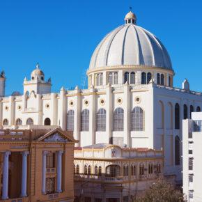 El Salvador San Salvador Kathedrale