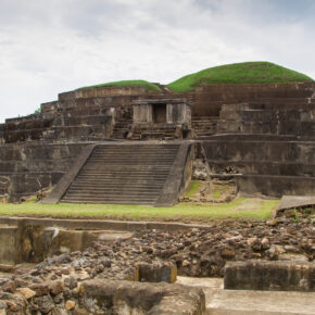 El Salvador Tazumal Ruinen