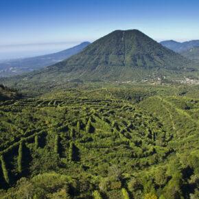 El Salvador Vulkan