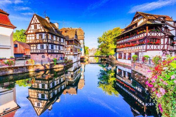 Frankreich Strassburg Petite France