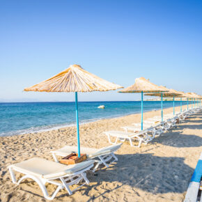 Sommer in Griechenland: 8 Tage Lesbos mit tollem 4* Hotel, All Inclusive, Flug & Transfer nur 387€