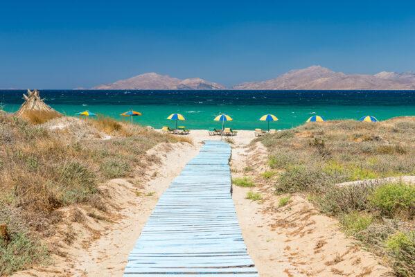 Griechenland Kos Strand