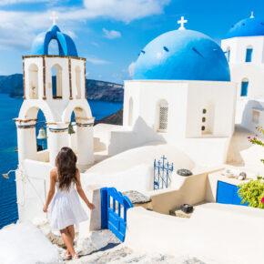 Die schönsten griechischen Inseln auf einen Blick