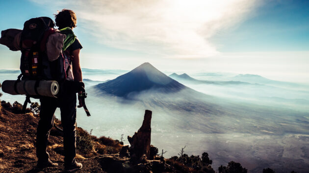 Guatemala Backpacking