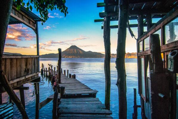 Guatemala Lake Atilan