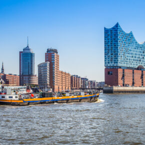 Neueröffnung: 3 Tage Wochenendtrip nach Hamburg im Hotel inkl. Frühstück ab 59€