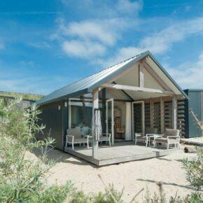 Die Nordsee ruft: 7 Tage Glamping im stylischen Strandhaus in Holland für 93€