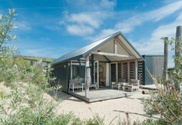 Glamping an der Nordsee: 5 Tage im stylischen Strandhaus in Holland ab 108€ p.P.