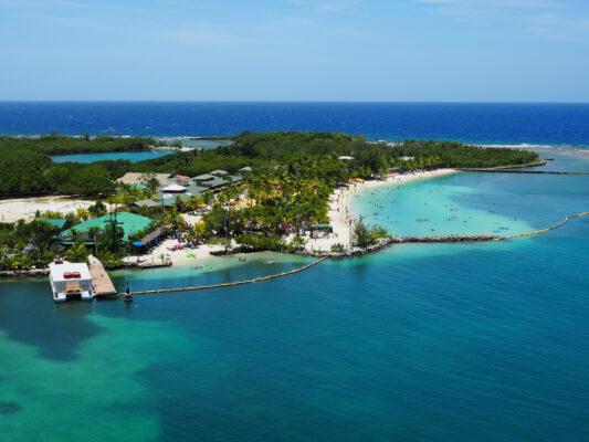 Honduras Roatan Mahogany Bay
