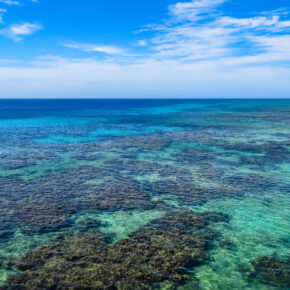 Honduras Roatan Ozean