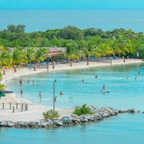 Honduras Roatan Strand