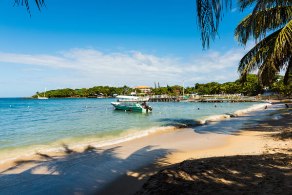 Honduras Roatan West End Bay