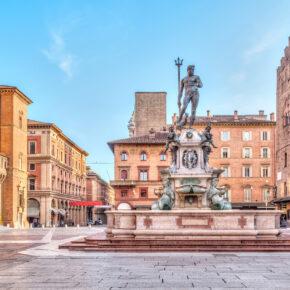 Wochenende in Italien: 3 Tage Bologna im 4* Hotel inkl. Flug nur 81€