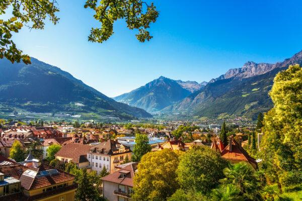 Italien Meran Trentino