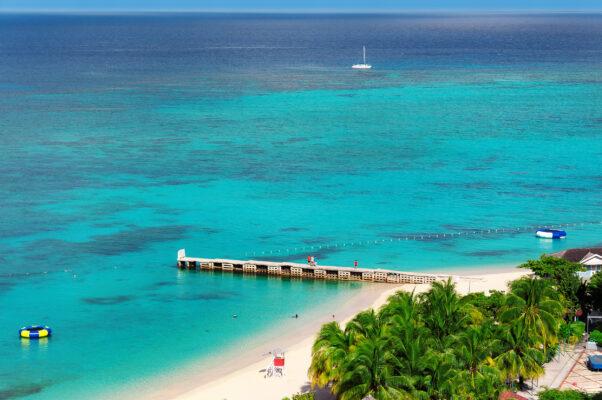 Jamaika Montego Bay Wassersteg