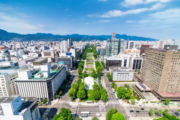 Japan Hokkaido Odori