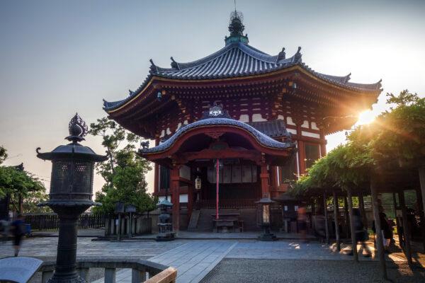 Japan Kofuku Ji Tempel