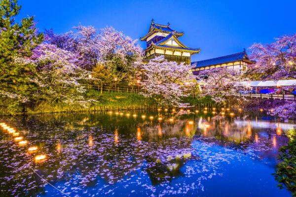 Japan Koriyama Schloss Nara