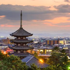 Tipps für Nara: Die Highlights der ehemaligen Hauptstadt Japans auf einen Blick