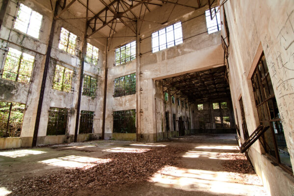 Japan Okunoshima Fabrik