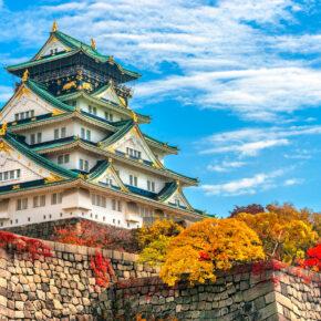 Japan: Hin- und Rückflüge nach Osaka oder Tokio inkl. Gepäck ab 433€