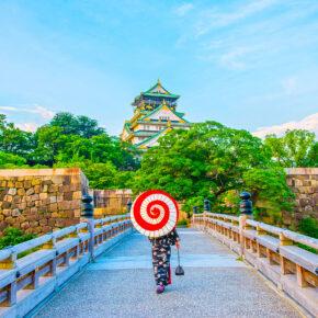Reisetipps für Osaka: Das sind die Highlights der japanischen Großstadt