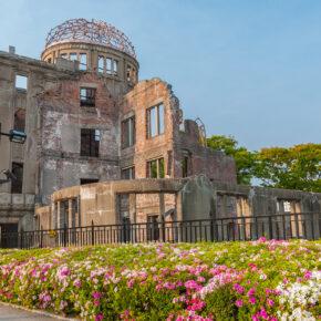 Japan Hiroshima A-Bomb Memorial