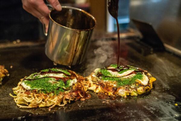 Japan Okonomiyaki