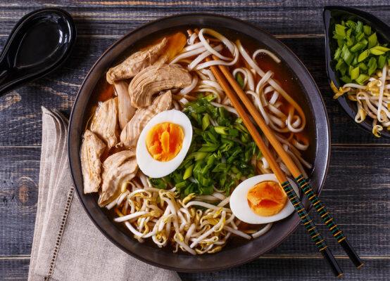 Japan Ramen Suppe