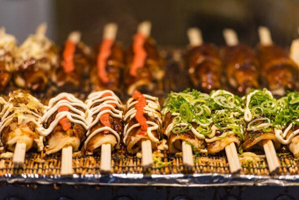 Japan Streetfood