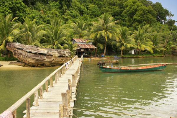 Beste Reisezeit Kambodscha