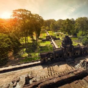 Kambodscha Angkor
