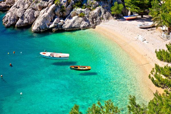 Kroatien Dalmatien Punta Rata