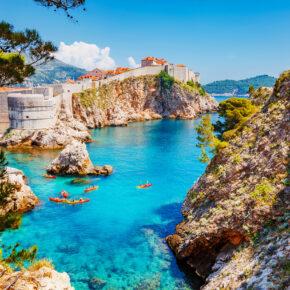 Game of Thrones Drehort erleben: 5 Tage Dubrovnik mit toller Unterkunft & Flug nur 114€