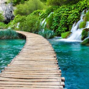 Kroatien: 5 Tage Plitvice im eigenen TOP Apartment inkl. Flug nur 65€