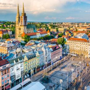 Zagreb Tipps: Sehenswürdigkeiten, Shopping & Restaurants in der kroatischen Haupstadt