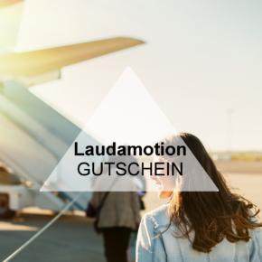 Laudamotion Gutschein: Sichert Euch [v_value] pro Flugbuchung