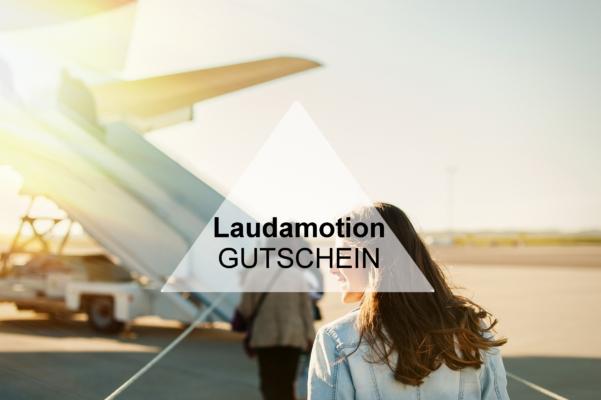 Laudamotion Gutschein