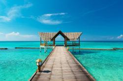 Overwater Villa mit Pool: 8 Tage Luxus auf den Malediven im TOP 5* Resort mit Halbpension, Flug & Tr...