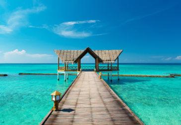 Traumreise: 14 Tage Malediven im TOP 4* Hotel mit Vollpension, Flug, Transfer & Zug für 1....