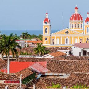 Nicaragua Granada Kathedrale